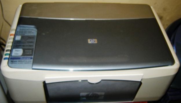 printer hp di rumah saya